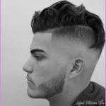 Short Wavy Hair For Men
