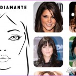 Best haircuts for diamond face