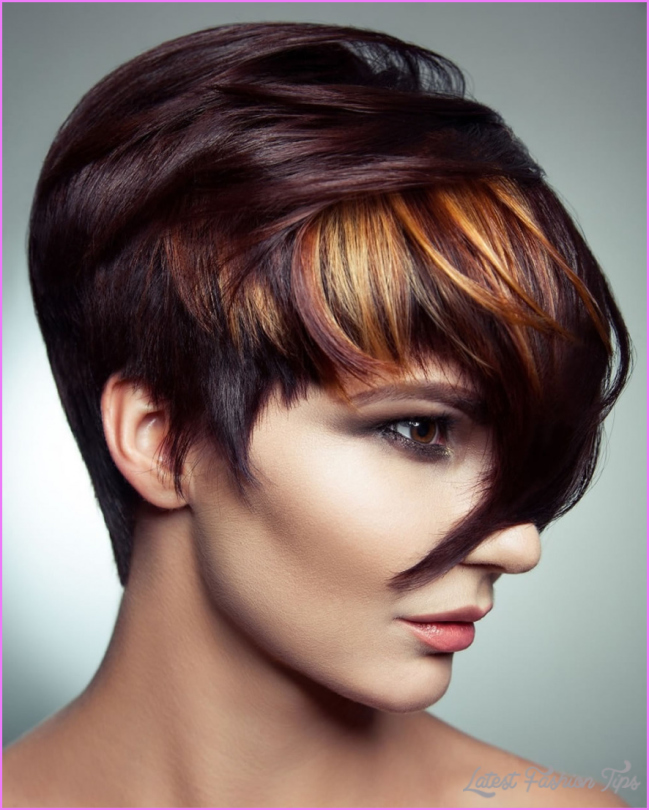 Pixie Haircuts For Fine Hair 2018-2019 : Curly, Wavy, Straight Hair