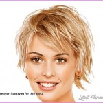 Cute Short Hairstyles for Thin Hair 2 Best 25 Short Haircuts for