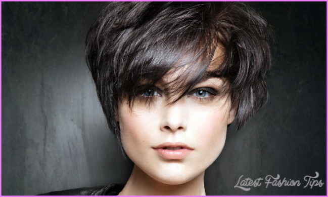 Learn how to easily find the best short hairstyles for thick hair