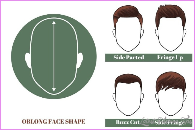The Best Short Hairstyles For Men Based On Face Shape.