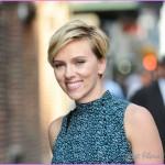 Scarlett Johansson met her doppelgänger, and they had a blast