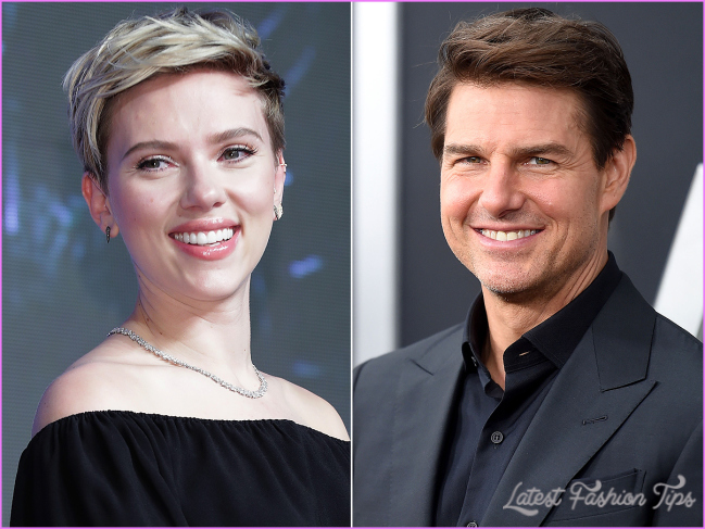 Scarlett Johansson Denies She Ever Auditioned to Date Tom Cruise