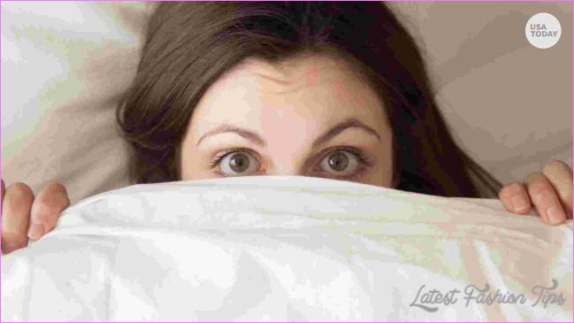 Sleeping naked: Two-thirds of Millennials sleep nude, study says