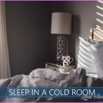 Here Are The Effects Of Sleeping In A Cold Room | The Sleep Advisor
