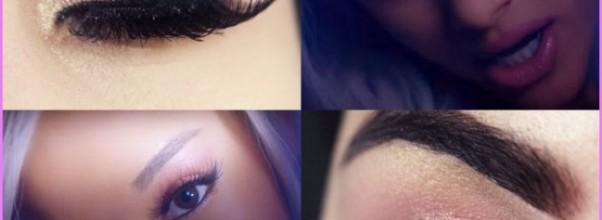 Ariana Grande Focus Makeup Tutorial – Maquiagem Rosé   Make up in ...