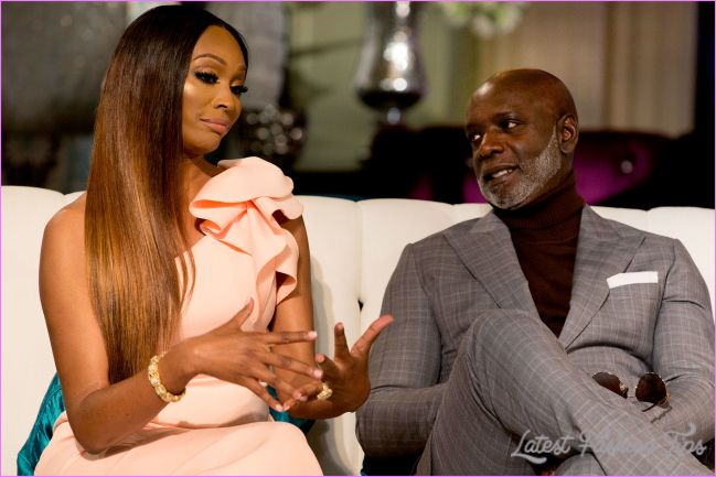 "Cynthia Bailey and Husband Peter Thomas Are ""Not Together"" 