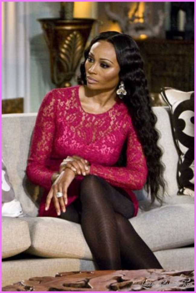 Real Housewives' Star Cynthia Bailey Supports Marlo Hampton ...