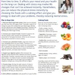 Eat Your Way to a Stress Free Life – Cedar Wings Magazine – The ...