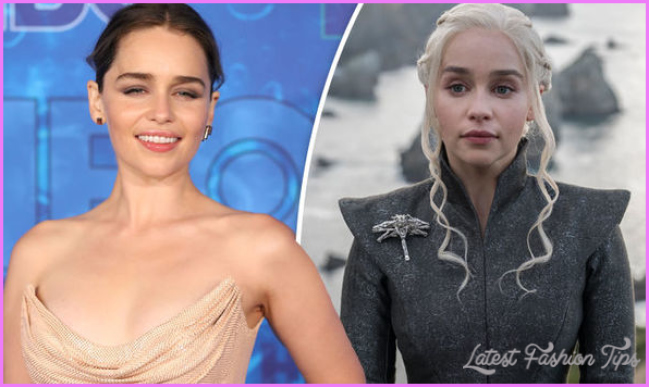 Game of Thrones' Emilia Clarke's school photo REVEALED - What she ...
