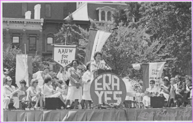 From the Archives: The Equal Rights Amendment: AAUW