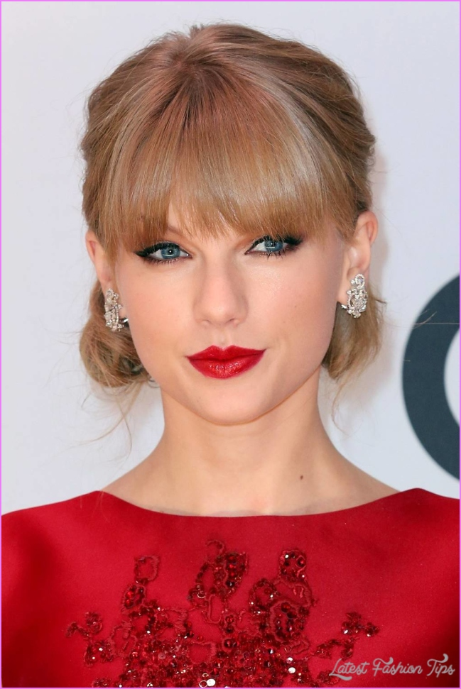 Taylor Swift Hair & Make Up Ideas – Hair Style & Beauty Pictures ...