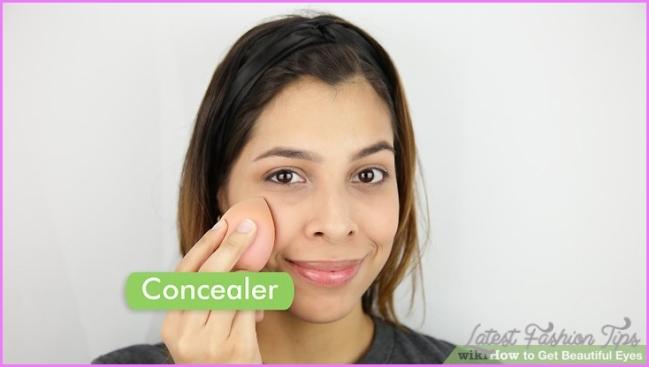 3 Ways to Get Beautiful Eyes