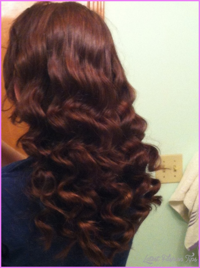 How to Get Perfect Curls With NO Heat (ADDED VIDEO) - Snapguide