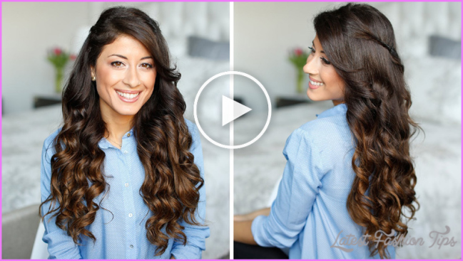 Get Voluminous, shiny & perfect curls in no time | Bride and Groom ...
