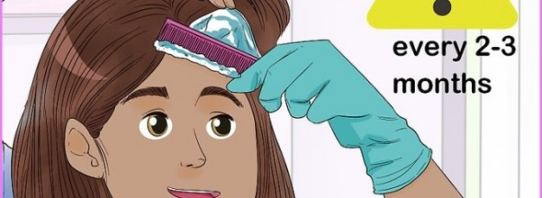 How to Take Care of Black Girls' Hair (with Pictures)