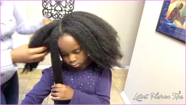 Natural Hair Care | How to Moisturize Your Child's Dry Natural Hair ...