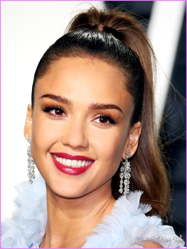 Hands Down: These Are Jessica Alba's Best Makeup Looks | Byrdie