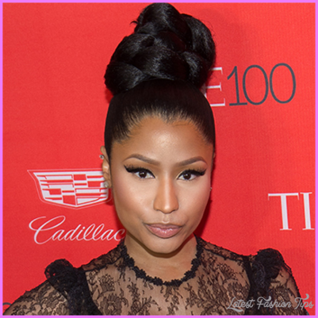 Look of the Week: Nicki Minaj at the 2016 Time 100 Gala | StyleCaster