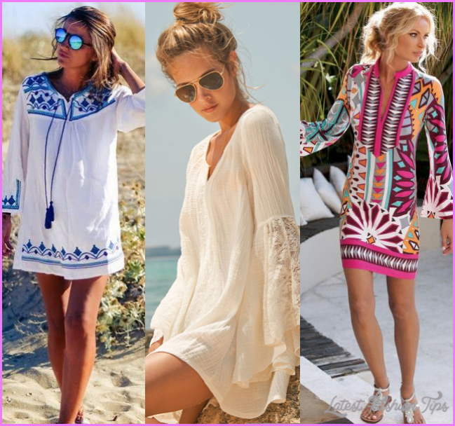 What to Wear to the Beach? Outfit Ideas & Fashion Tips | Fashion Rules