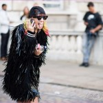 The Best Street Style From London Fashion Week - Lovebox Festival