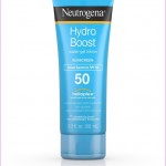Hydro Boost Water Gel Sunscreen Lotion | NEUTROGENA®