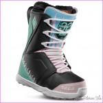 thirtytwo Lashed Melancon Snowboard Boots - Women's 2019 | evo