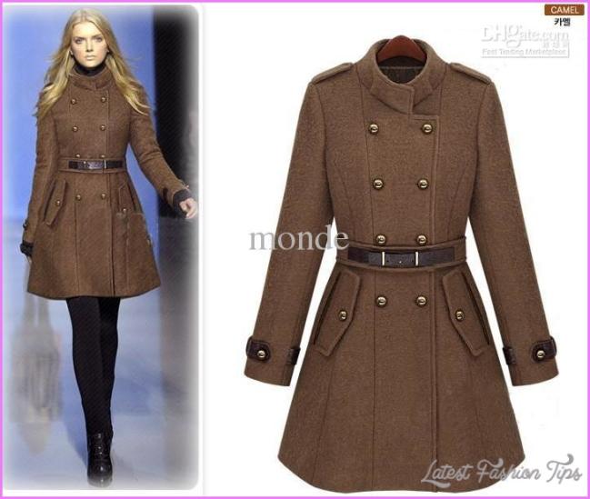 2019 2013 New Monde Slim Women'S Coats Women'S Trench Coats Women'S ...