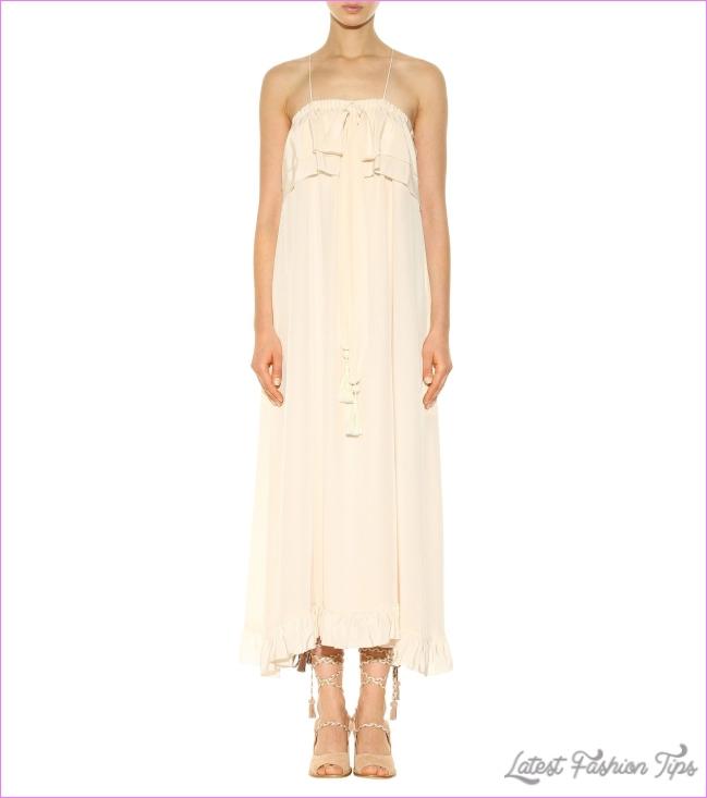 mytheresa.com - Silk dress - Luxury Fashion for Women / Designer ...