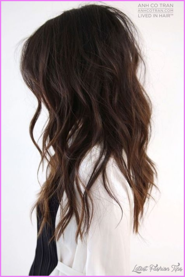 10 Pretty Long Hairstyles for 2019 - Best Hairstyles for Long Hair_1.jpg