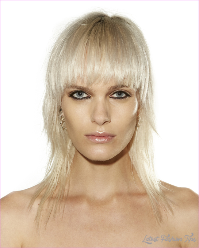 Review, Best Hairstyle Trends, Looks, 2018, 2019, 2020: Straight and ...