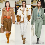 Fashion. Fashion trends autumn-winter 2018-2019 in women's clothing ...