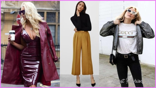 These fashion trends will be huge in 2018 according to Pinterest ...