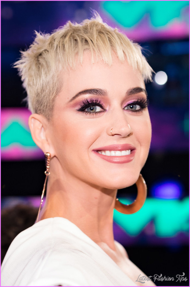 Katy Perry's Changing Looks