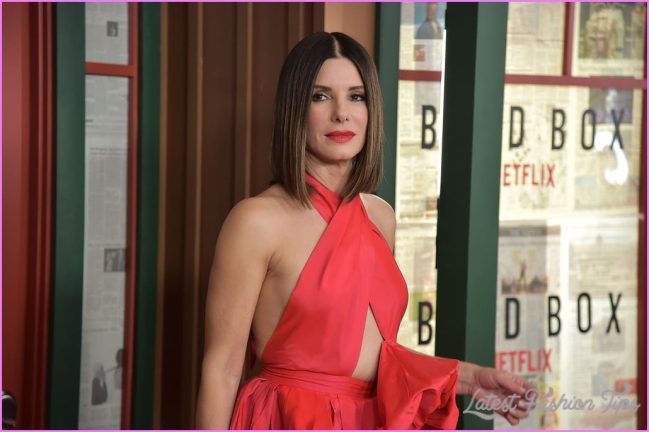 Sandra Bullock Quotes About Her Haircut Today Show 2018 | POPSUGAR ...