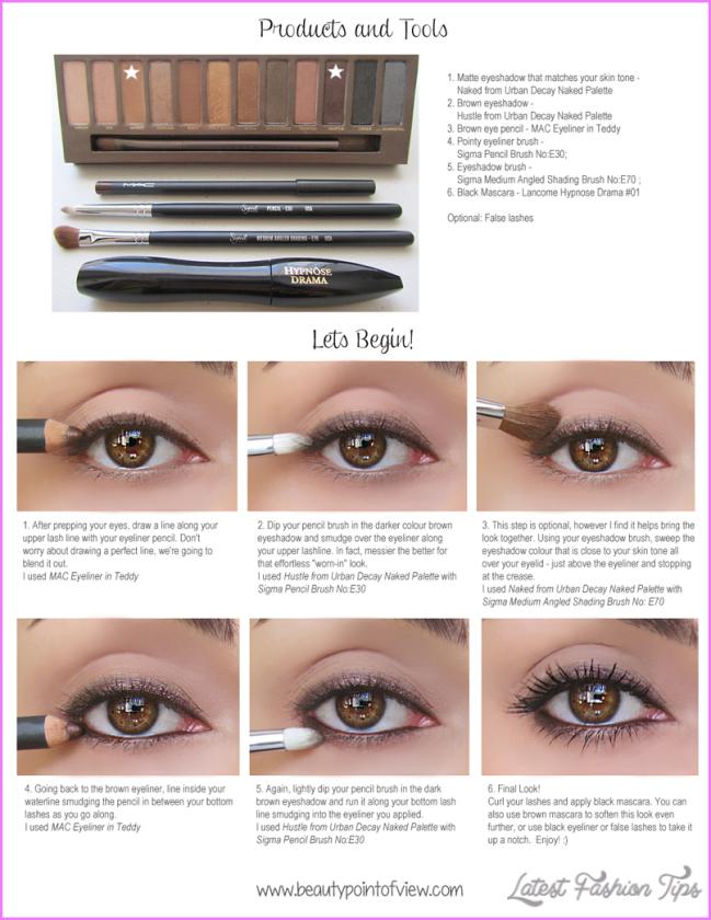 The 5 Best Makeup Colors for Brown Eyes 2019_11.jpg