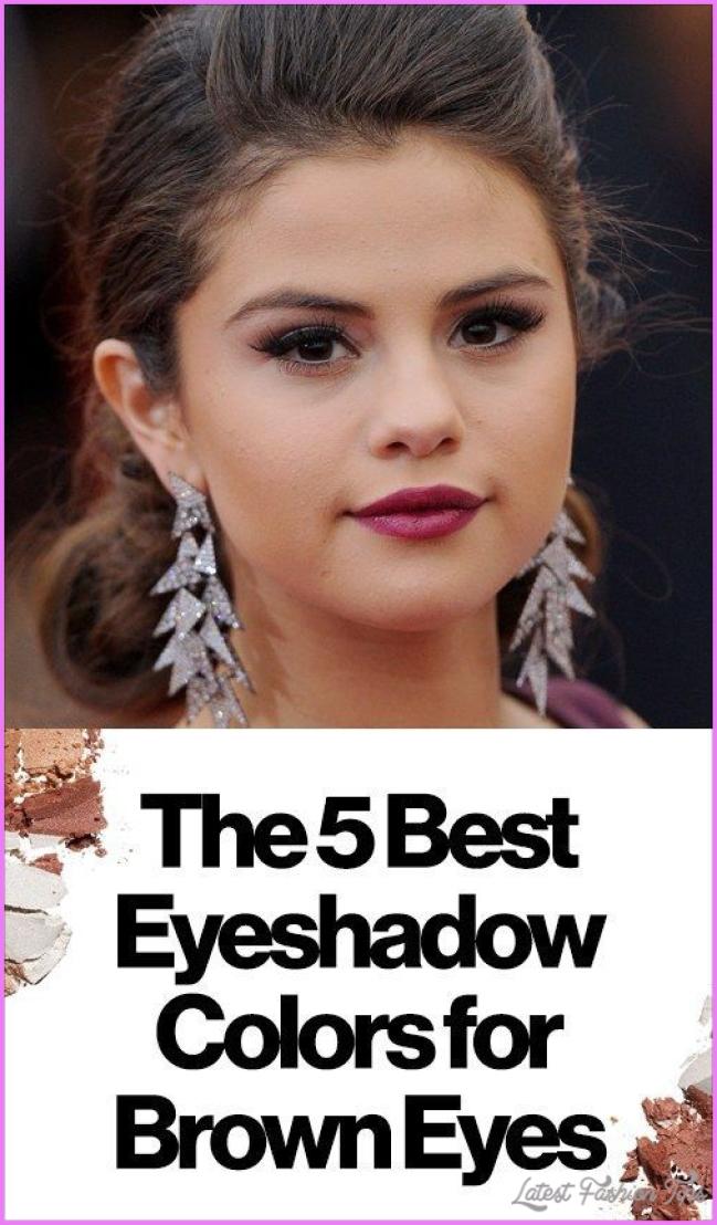 The 5 Best Makeup Colors for Brown Eyes 2019_3.jpg