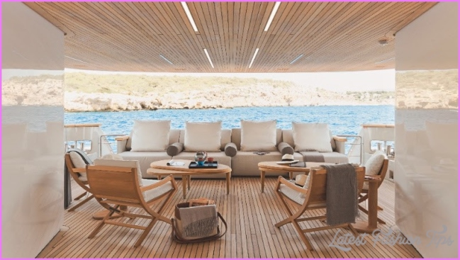 Interior Design: Some of the Best Yacht Interiors in the World