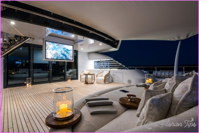 Top 5 Luxury Yacht Interiors by Winch Design