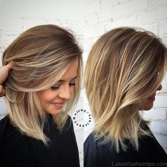 10 hairstyles for shoulder length hair