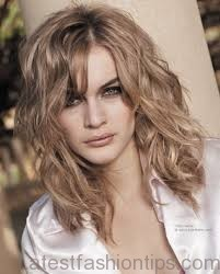10 hairstyles for shoulder length hair2