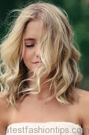 10 hairstyles for shoulder length hair3