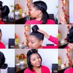 10 hairstyles for shoulder length hair4