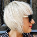 10 short hairstyles for fine hair