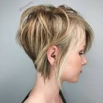 10 short hairstyles for fine hair4
