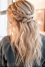 15 elegant hairstyles for prom 20192
