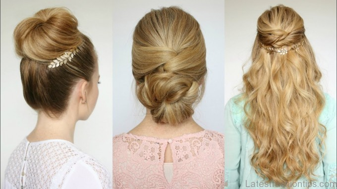 15 elegant hairstyles for prom 20193