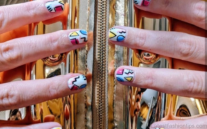 celebrity nail designs 20197
