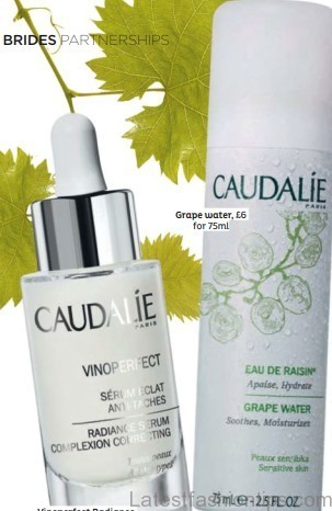 a natural and effective skincare range to protect your skin from stress and perfect your complexion for the big day